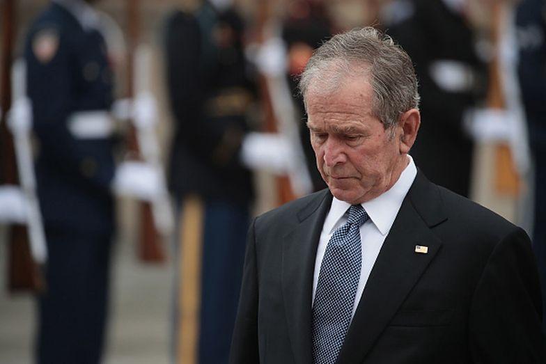 George W. Bush w żałobie. Tragedia w rodzinie byłego prezydenta