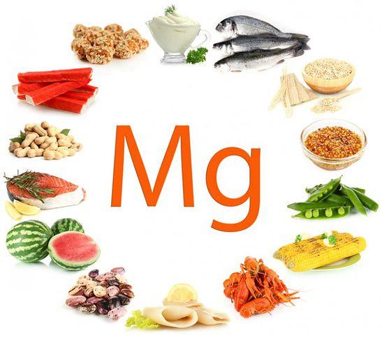 8 produktów bogatych w magnez