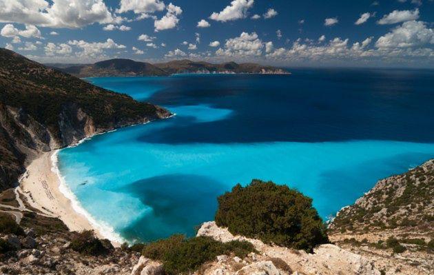 Kefalonia - jedna z najpiękniejszych greckich wysp
