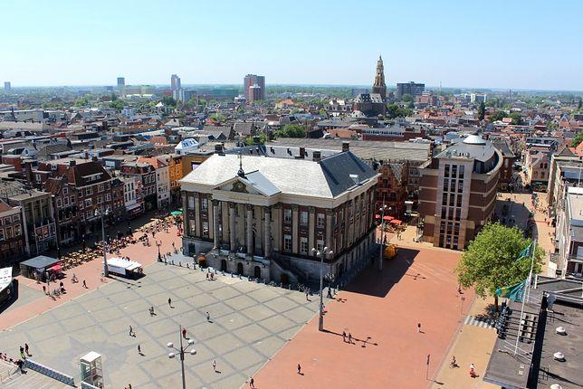 Jedno z najciekawszych miast Holandii