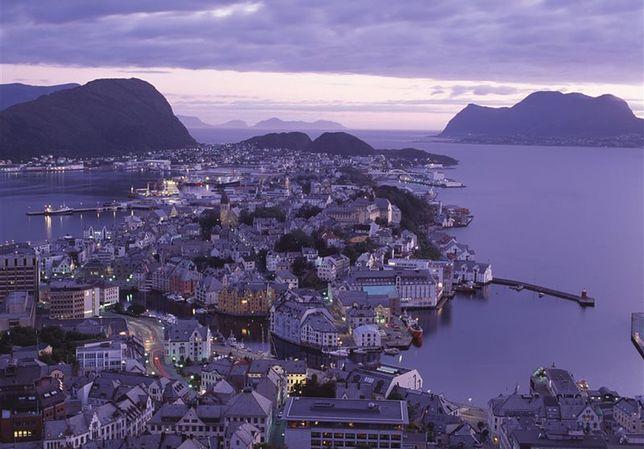 Dzień polarny, Norwegia