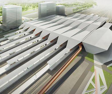W zmodernizowanej Warszawie Zachodniej pojawi się m.in wspólny dach nad wszystkimi peronami