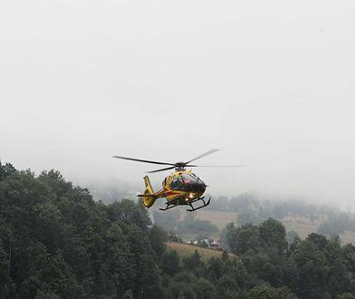 Tatry. Ratownicy TOPR sprawdzą w piątek rejony górskie, w których uderzał piorun