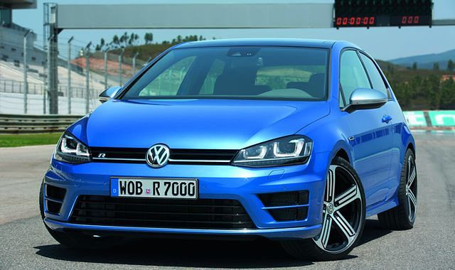 VW Golf R zadebiutuje we Frankfurcie