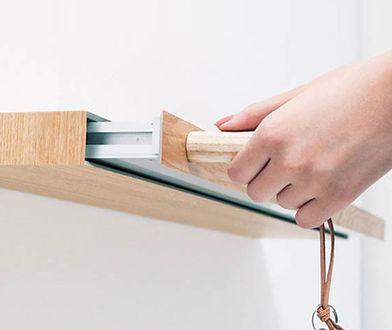 Clopen - półka z sekretną szufladą