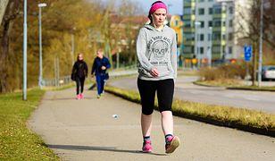 Marszobieg sprawdzi się u początkujących biegaczy