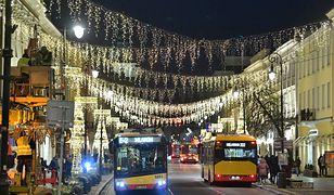 Warszawa. Już dziś startuje iluminacja świąteczna