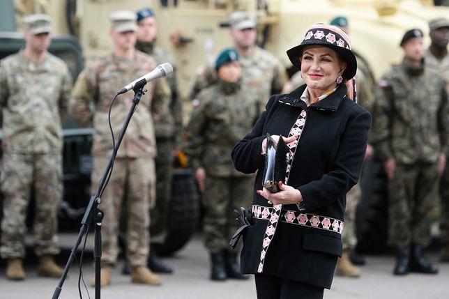 Ambasador USA Georgette Mosbacher: Wspólnie bronimy wartości