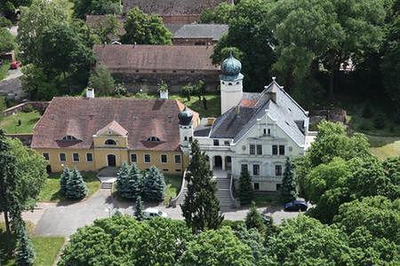 Pałac w Lubinicku