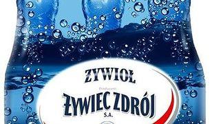 Firma Żywiec Zdrój wznawia sprzedaż wody mocno gazowanej