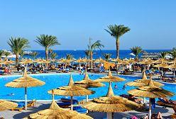 Chwile grozy turystów w Egipcie. Kropka warta 500 euro