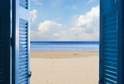 Mielno - u siebie, a jednak na plaży