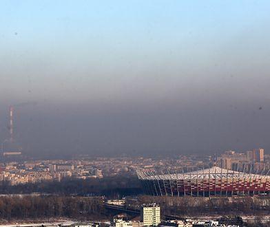 Warszawscy urzędnicy mają sposób na smog