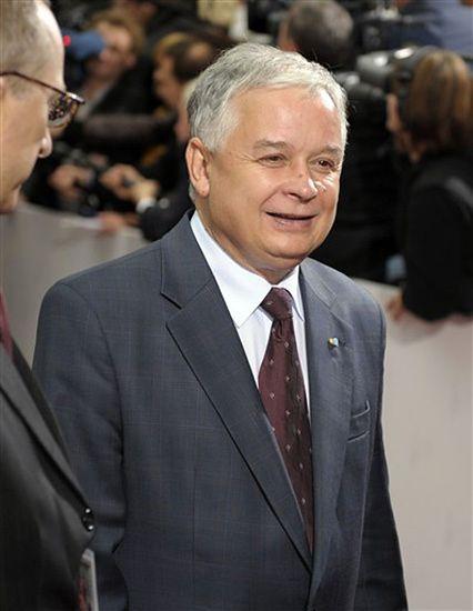 L. Kaczyński: rząd wymaga zasadniczej rekonstrukcji