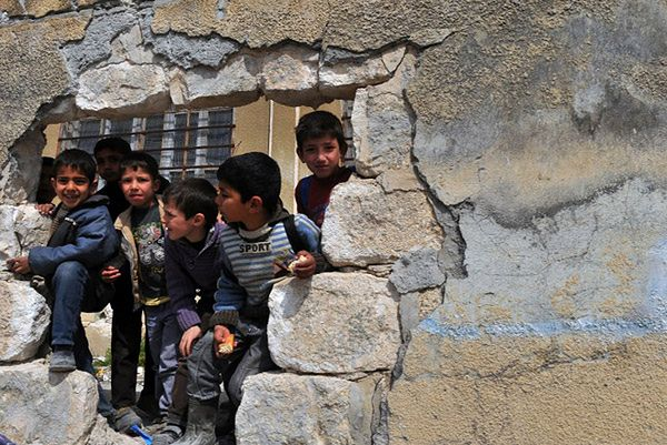 UNICEF o sytuacji w Syrii: prawie 2 mln dzieci musiało opuścić szkołę