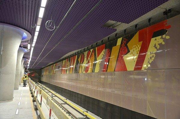 Tak wygląda stacja metra Nowy Świat Uniwersytet