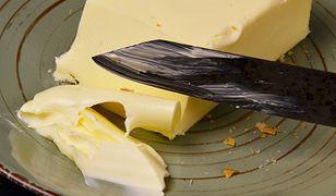 Margaryna zamiast masła. Tak oszukują producenci