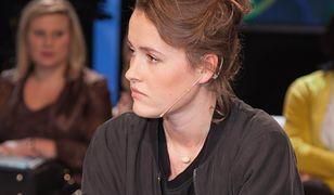 Olga Frycz walczy o życie chorej Julii i wspiera rodziców dziewczynki