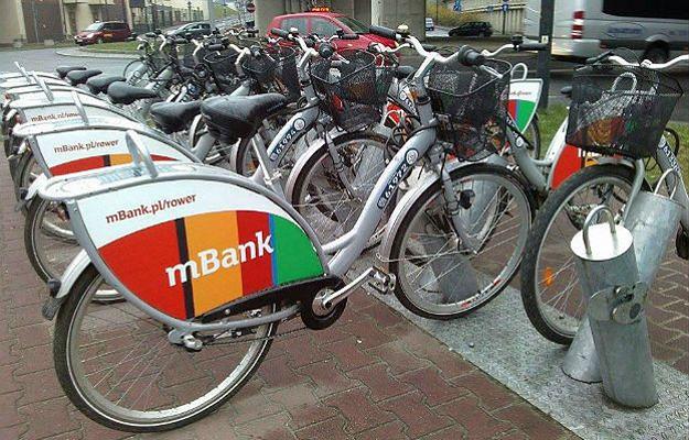 Start sezonu rowerów miejskich znów opóźniony. Tym razem przez skargę