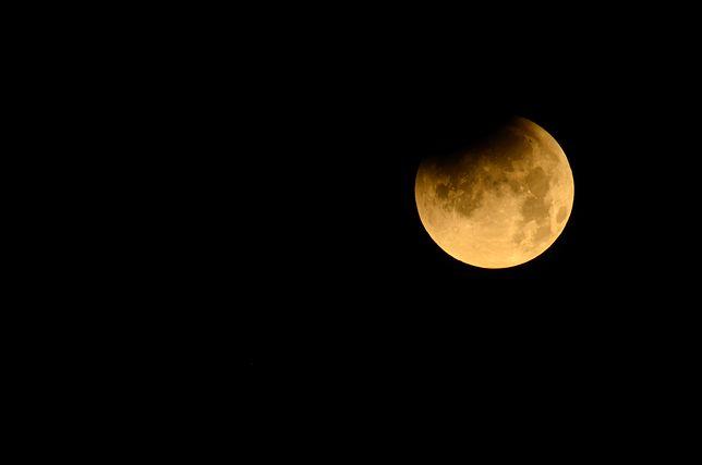 Zaćmienie Księżyca – lipiec 2019