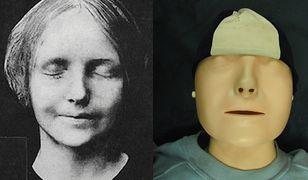 Maska pośmiertna nieznanej kobiety z Sekwany