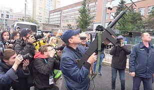 Szybka i sprawna interwencja moskiewskiej policji