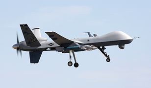 MQ-9 zestrzelony nad Jemenem