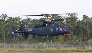 Pierwszy lot śmigłowca przyszłości SB-1 Defiant
