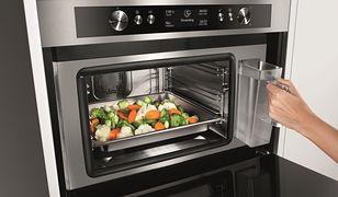 Piekarnik parowy Whirlpool Steamer z technologią 6-ty Zmysł