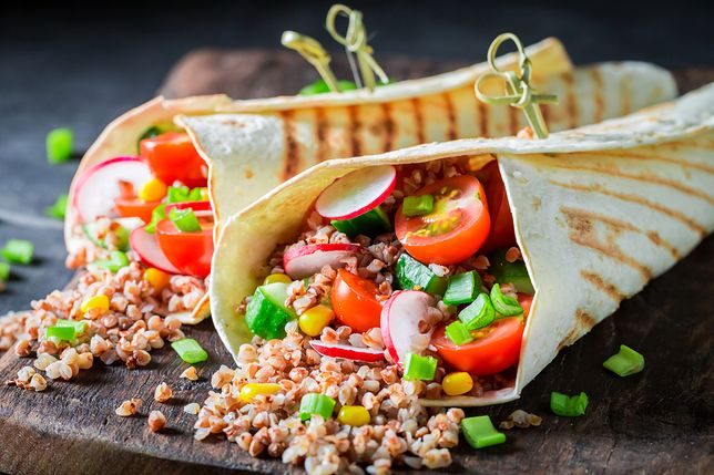 Tortilla to przysmak kuchni meksykańskiej