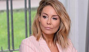 Małgorzata Rozenek z torebką domu mody Dior. Kosztuje fortunę