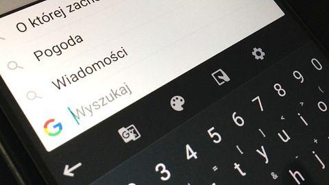 Nowa wersja Gboard: coraz więcej wyszukiwarki w klawiaturze
