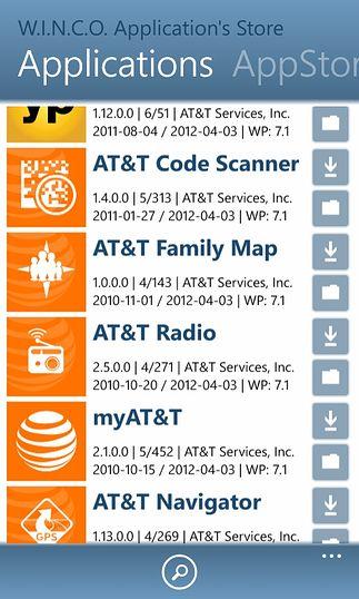 Hub AT&T