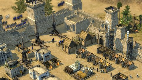 Firefly Studios zbiera na grę Stronghold Crusader II