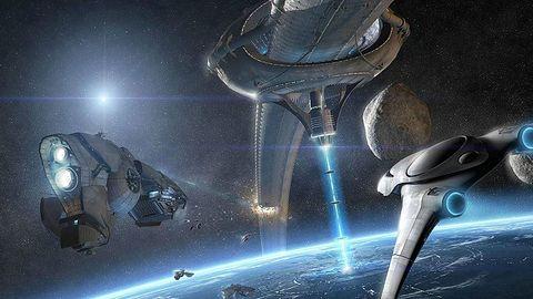 Ogromny kosmos ukazany w Star Citizen zajmie ponad 100 GB