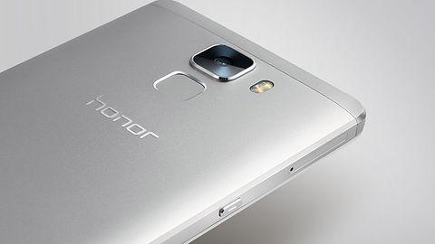 Europejska premiera smartfona Honor 7. Świetne parametry w metalowej obudowie