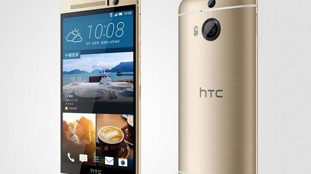 HTC nie wytrzymało, nietypowa kamera wraca w One M9 Plus
