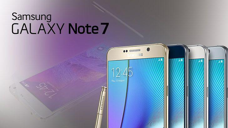 Galaxy Note 7 jak dynamit – nie można go przewozić w powietrzu