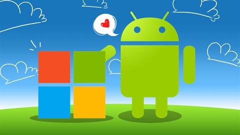 Microsoft chce zdobyć klientów dzięki Androidowi. Ma asa w rękawie