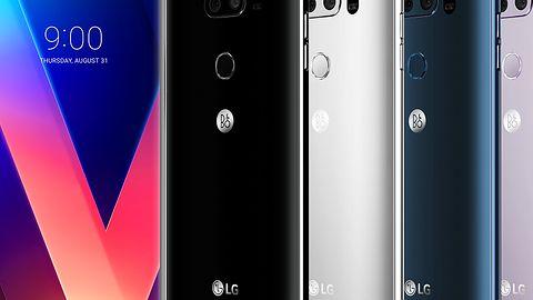 Premiera LG V30: kamera z przysłoną f/1.6 i wysoka jakość dźwięku