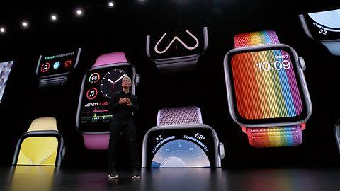 Apple WWDC: Apple chwali się rzeczami, które konkurencja ma od lat