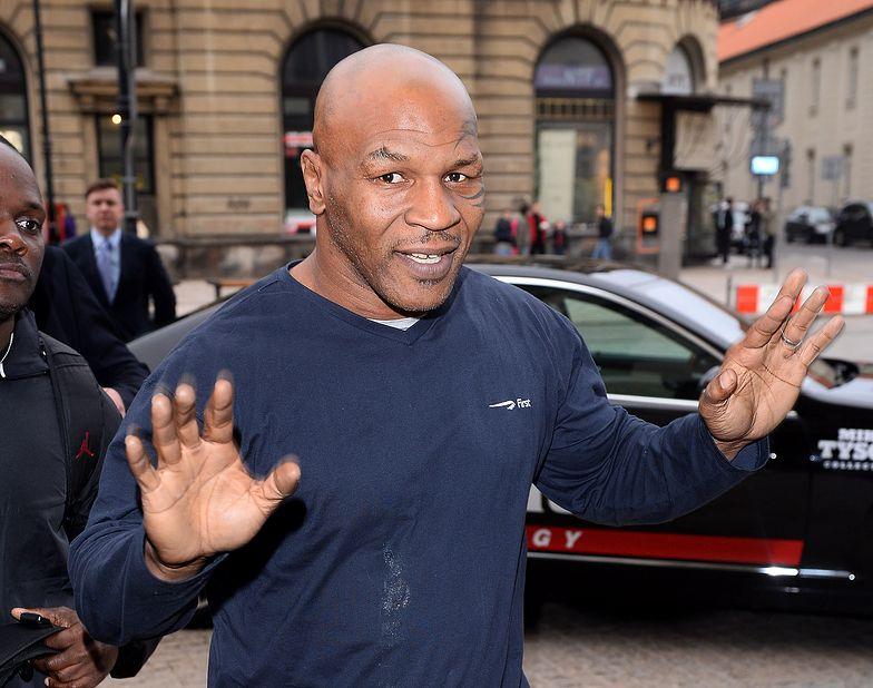 """Dramatyczne wyznanie Mike'a Tysona. """"Jeśli mi się nie uda, to umrę"""""""