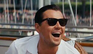 """Leonardo DiCaprio w filmie """"Wilk z Wall Street"""""""