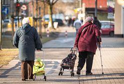 Co czwarty Polak to emeryt. Kto ma najwięcej?