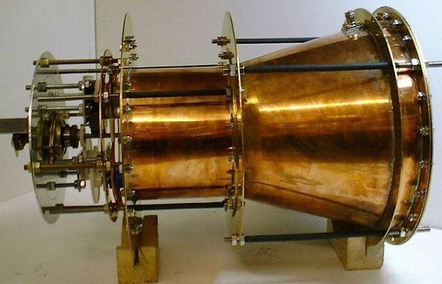 Naukowiec potwierdza: przeczący prawom fizyki silnik działa. Ale wciąż nie wiadomo dlaczego