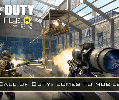 """Call of Duty: Mobile"" - ""Call of Duty"" zmierza na iOS i Androida"