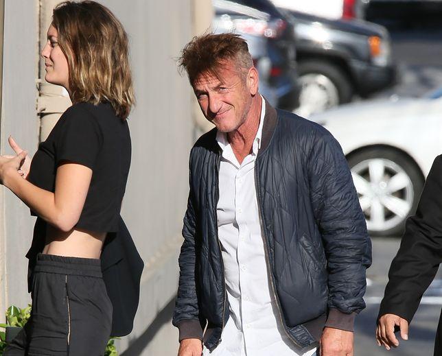 Sean Penn dawno nie był z nikim związany tak długo jak z Leilą George