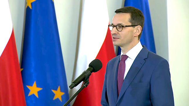 Według premiera Mateusza Morawieckiego, rząd PiS został wybrany, żeby naprawić sądownictwo