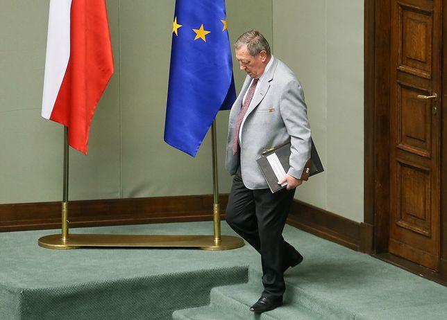 Szyszko zawiadamia prokuraturę ws. Puszczy Białowieskiej