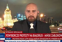Tomasz Jędruchów będzie musiał opuścić Rosję. Był korespodentem TVP od kilku lat